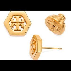 Tory Burch Gold Earings